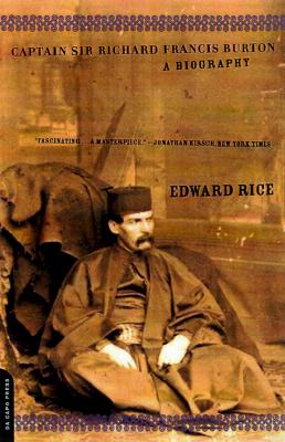 Captain Sir Richard Francis Burton By Rice, Edward